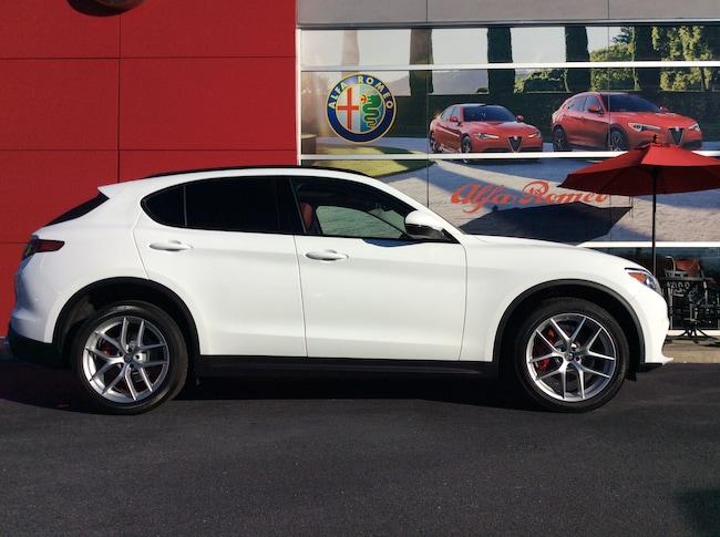 New 2019 Alfa Romeo Stelvio SPORT AWD Sport Utility For Sale/Lease Greer, SC