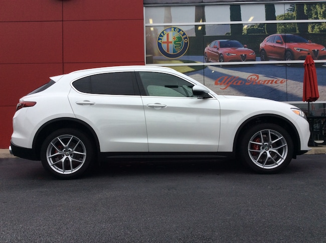 New 2019 Alfa Romeo Stelvio For Sale Lease Greer Sc Vin