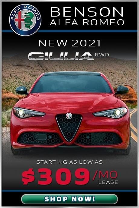 2021 Giulia RWD