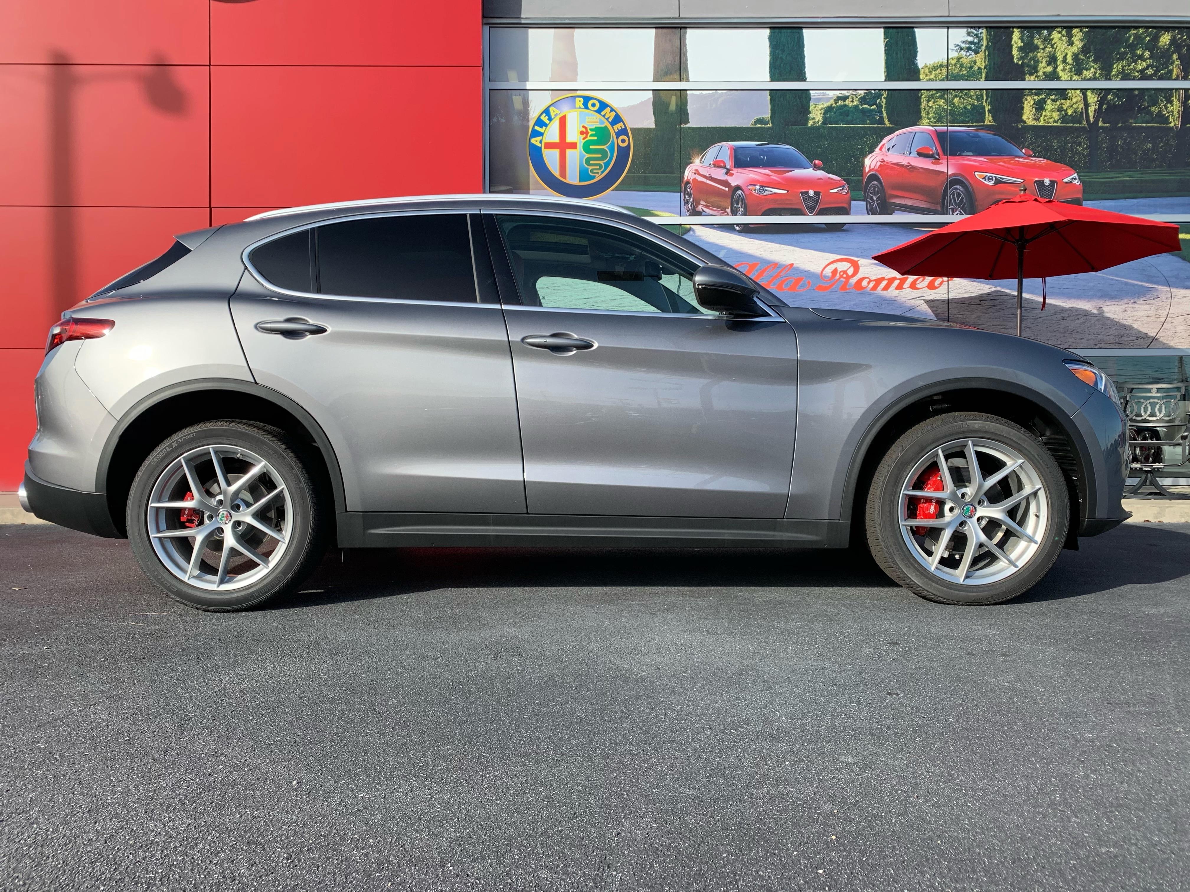 2019 Alfa Romeo Stelvio For Sale In Greer Sc Benson Alfa Romeo