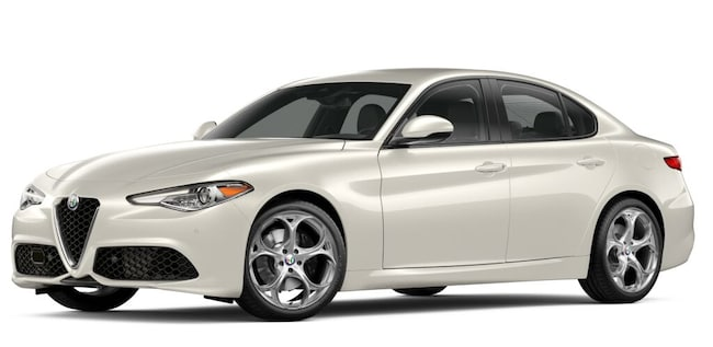 New 2019 Alfa Romeo Giulia Ti SPORT RWD Sedan For Sale/Lease Greer, SC
