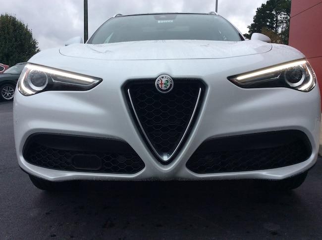 New 2019 Alfa Romeo Stelvio For Sale Lease Greer Sc Vin