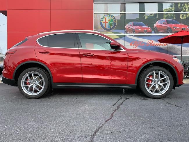 New 2019 Alfa Romeo Stelvio Ti AWD Sport Utility For Sale/Lease Greer, SC