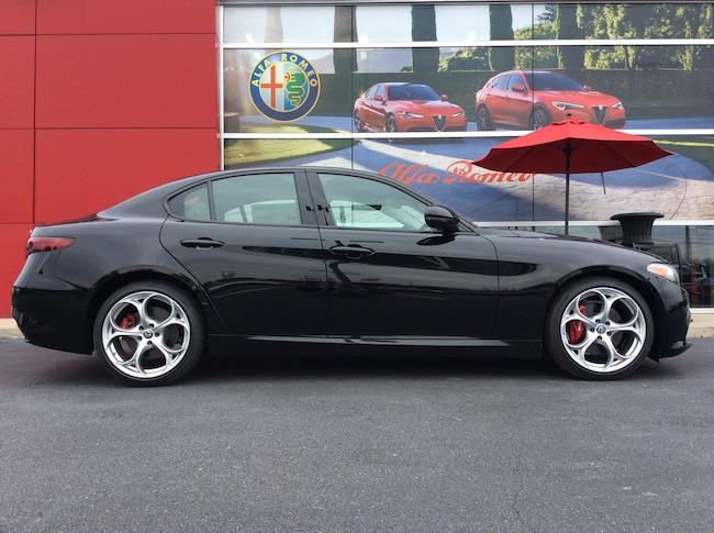 New 2019 Alfa Romeo Giulia Ti SPORT RWD Sedan For Sale/Lease Greer, SC