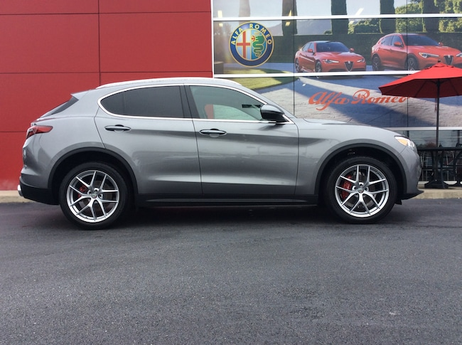 New 2019 Alfa Romeo Stelvio Ti AWD Sport Utility For Sale/Lease Greer, SC