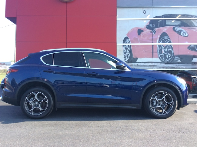 New 2018 Alfa Romeo Stelvio AWD Sport Utility For Sale/Lease Greer, SC
