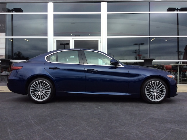 New 2018 Alfa Romeo Giulia Ti LUSSO RWD Sedan For Sale/Lease Greer, SC