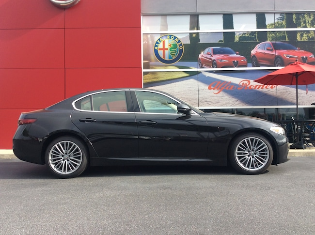 New 2019 Alfa Romeo Giulia Ti LUSSO RWD Sedan For Sale/Lease Greer, SC