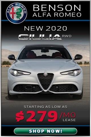 2020 Giulia RWD