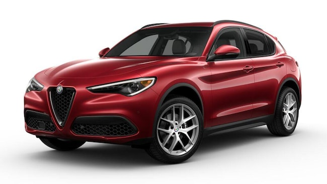 New 2019 Alfa Romeo Stelvio Ti SPORT AWD Sport Utility For Sale/Lease Greer, SC