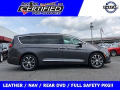 Certified Used Vehicles 2017 Chrysler Pacifica Limited Passenger Van for sale in Greer, SC