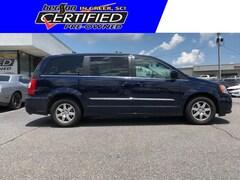 2012 Chrysler Town & Country Touring Passenger Van