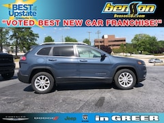 New 2019 Jeep Cherokee LATITUDE FWD Sport Utility in Greer, SC