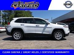 2014 Jeep Cherokee Sport Sport Utility