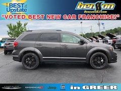 New 2019 Dodge Journey SE Sport Utility in Greer, SC