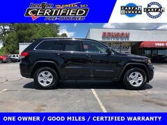 Certified Used Vehicles 2017 Jeep Grand Cherokee Laredo Sport Utility for sale in Greer, SC