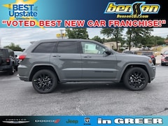 New 2019 Jeep Grand Cherokee ALTITUDE 4X2 Sport Utility in Greer, SC