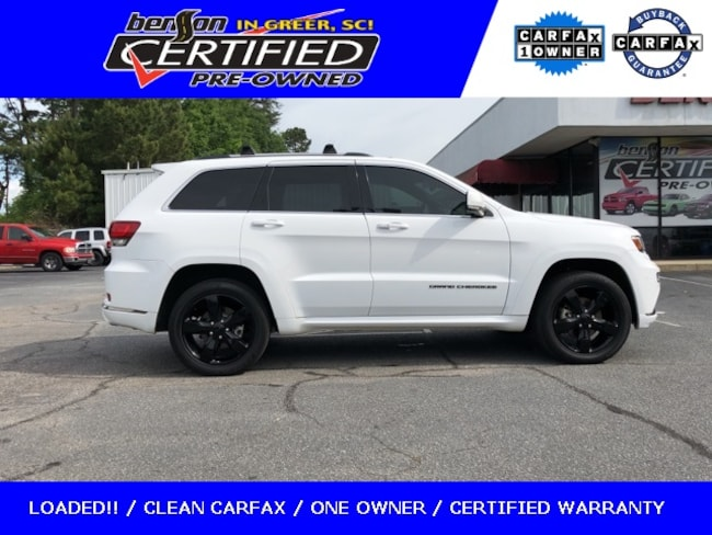 2015 Jeep Grand Cherokee High Altitude Sport Utility
