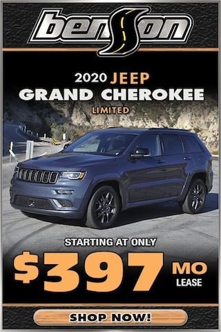 July Grand Cherokee Lease