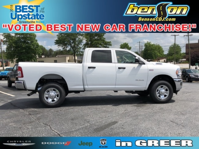 New 2019 Ram 2500 TRADESMAN CREW CAB 4X4 6'4 BOX Crew Cab Greer, SC