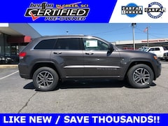 Certified Used Vehicles 2019 Jeep Grand Cherokee Laredo Sport Utility for sale in Greer, SC