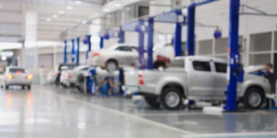 Service Center Benson Chrysler Dodge Jeep