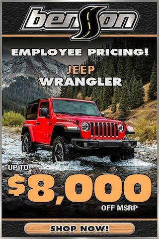 Jeep Wrangler Special