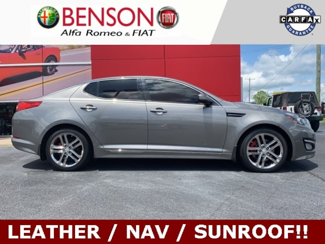 Used 2013 Kia Optima SX Sedan For Sale Greer, SC