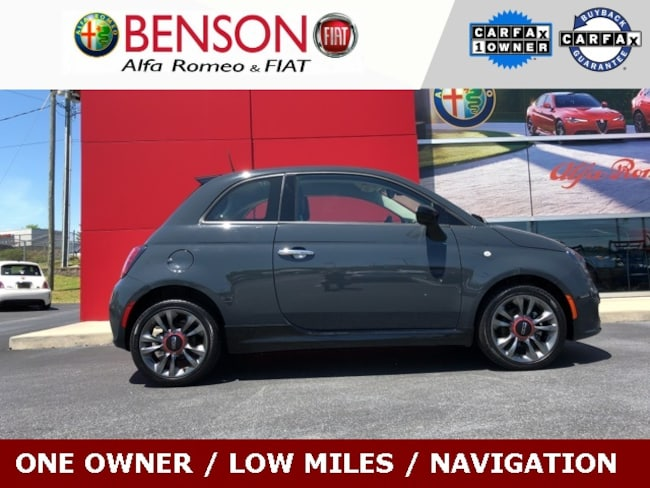 Used 2017 FIAT 500 Pop Hatchback For Sale Greer, SC