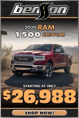Ram 1500 Special