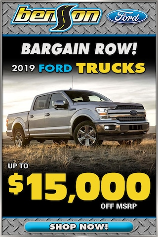 New 2019 Ford Trucks
