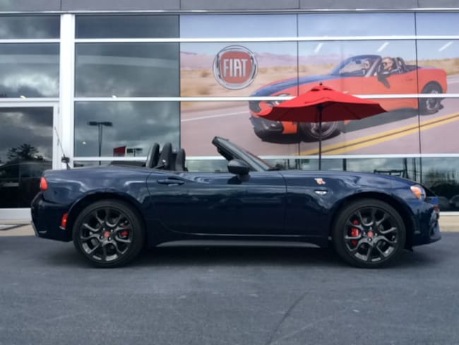 New 2019 FIAT 124 Spider ABARTH Convertible For Sale/Lease Greer, SC