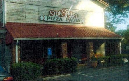 Sidestreet Pizza & Pasta Tryon NC