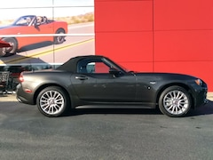 New 2019 FIAT 124 Spider CLASSICA Convertible JC1NFAEK4K0142453 in Greer, SC