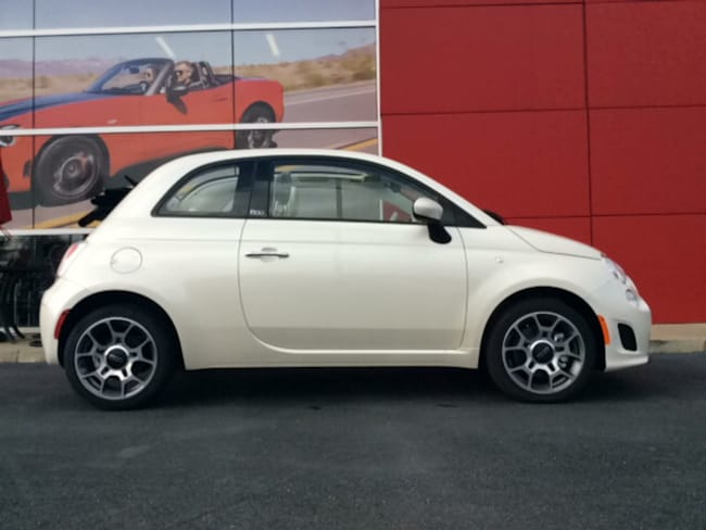 New 2018 FIAT 500 c POP Convertible For Sale/Lease Greer, SC