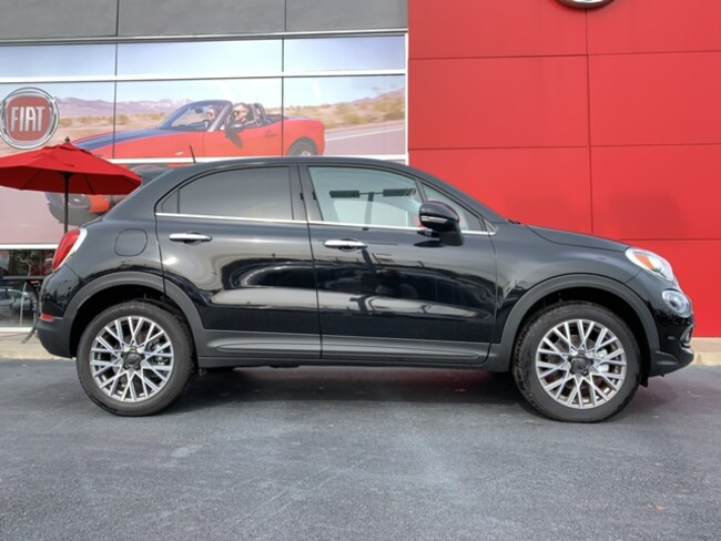 New 2018 FIAT 500X LOUNGE AWD Sport Utility For Sale/Lease Greer, SC
