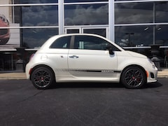 New 2018 FIAT 500 c ABARTH Convertible 3C3CFFJH6JT472022 in Greer, SC