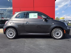 New 2018 FIAT 500 LOUNGE Hatchback 3C3CFFCH0JT369370 in Greer, SC