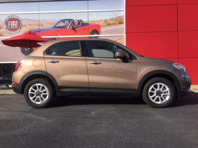 New 2018 FIAT 500X POP FWD Sport Utility For Sale/Lease Greer, SC