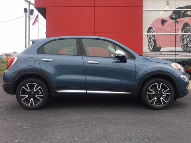 New 2018 FIAT 500X POP BLUE SKY EDITION FWD Sport Utility For Sale/Lease Greer, SC