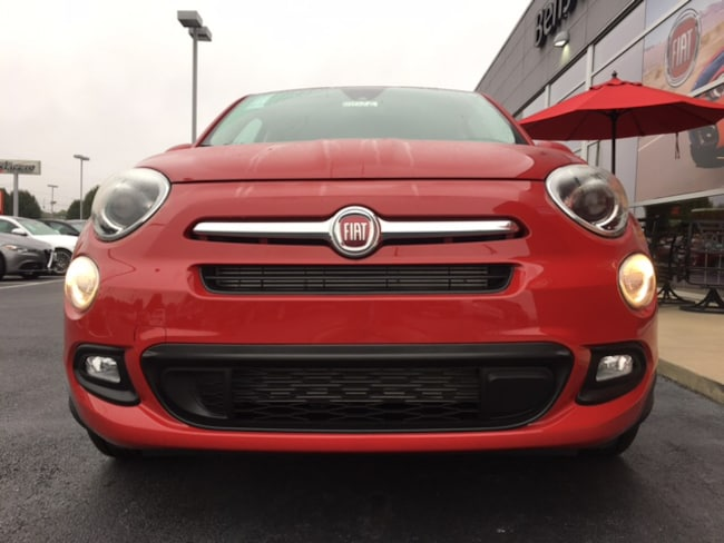 New 2018 FIAT 500X LOUNGE FWD Sport Utility For Sale/Lease Greer, SC