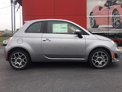 New 2018 FIAT 500 POP Hatchback 3C3CFFKH1JT472024 in Greer, SC