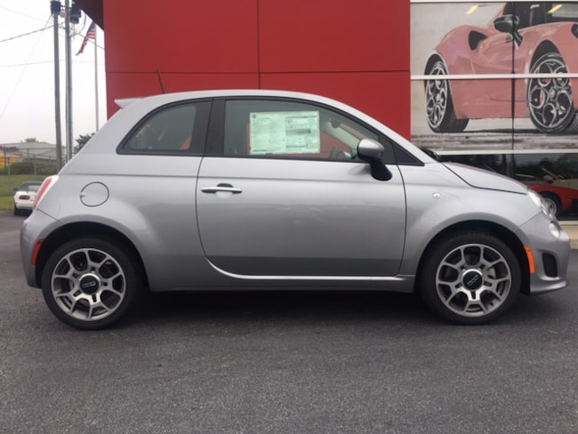 New 2018 FIAT 500 POP Hatchback For Sale/Lease Greer, SC