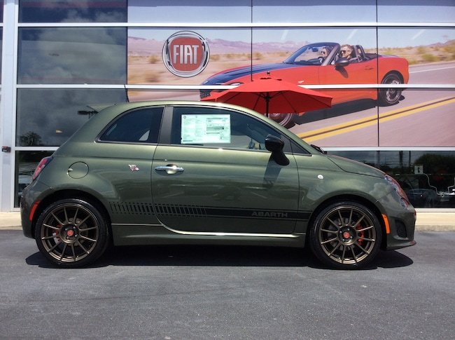 New 2019 FIAT 500 ABARTH HATCHBACK Hatchback For Sale/Lease Greer, SC