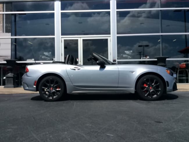 New 2018 FIAT 124 Spider ABARTH Convertible For Sale/Lease Greer, SC
