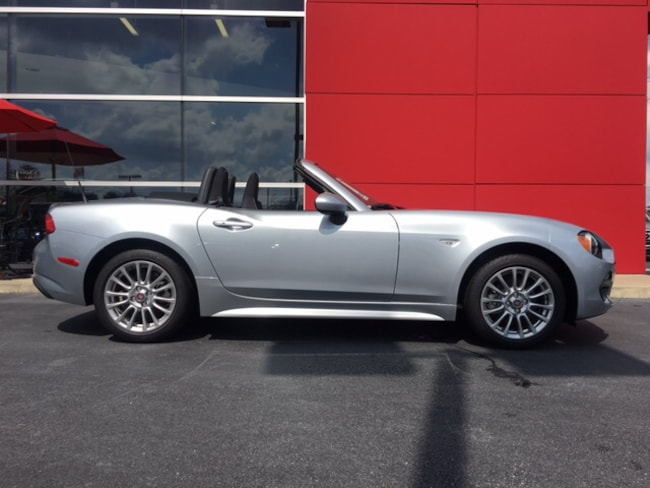 New 2018 FIAT 124 Spider CLASSICA Convertible For Sale/Lease Greer, SC