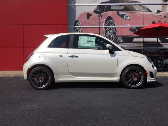 New 2018 FIAT 500 ABARTH Hatchback For Sale/Lease Greer, SC
