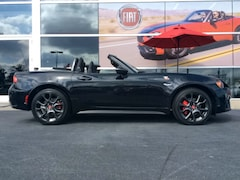 New 2019 FIAT 124 Spider ABARTH Convertible JC1NFAEK1K0142300 in Greer, SC