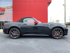 New 2019 FIAT 124 Spider ABARTH Convertible JC1NFAEK4K0142369 in Greer, SC