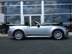 New 2018 FIAT 124 Spider CLASSICA Convertible JC1NFAEK4J0138000 in Greer, SC